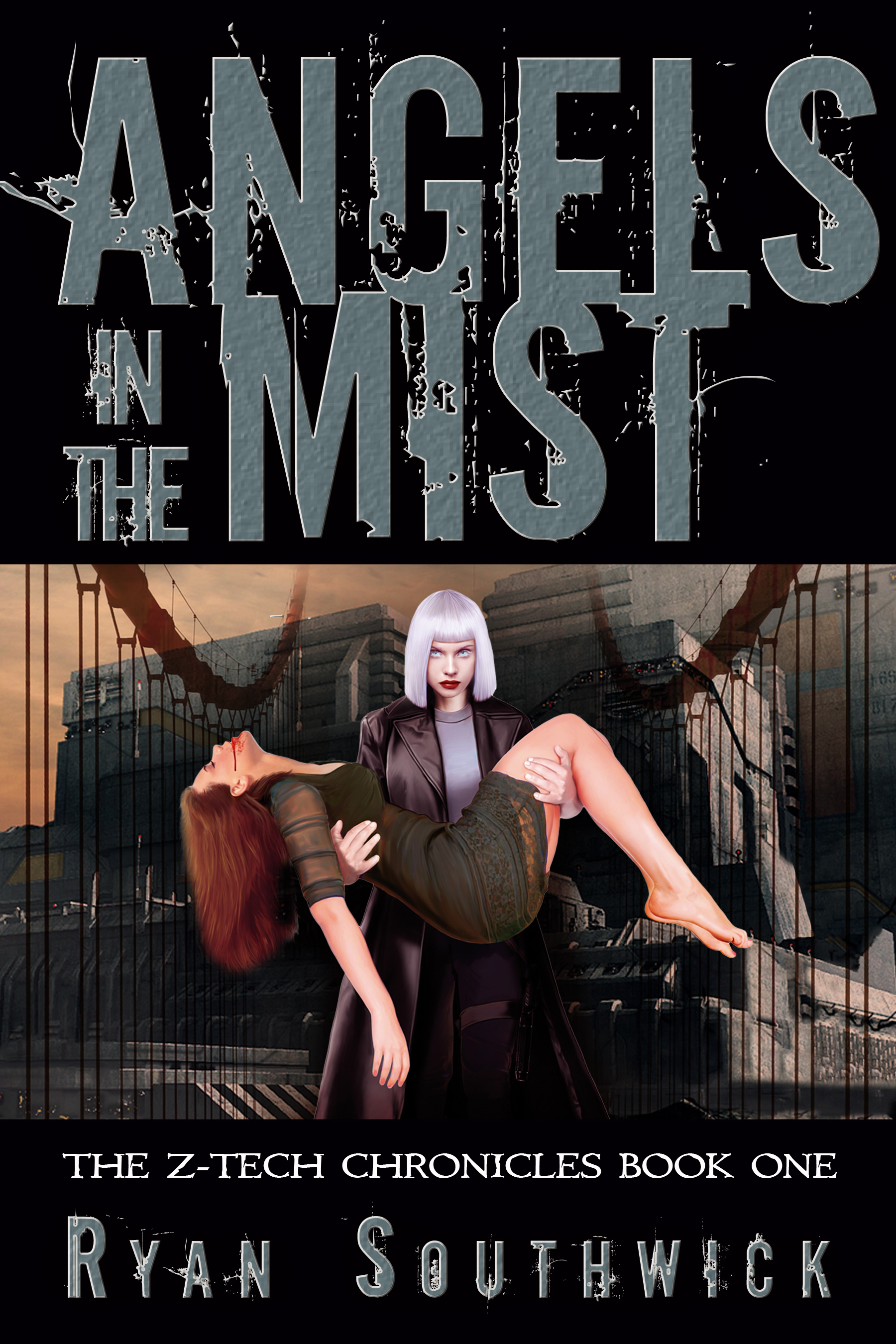 Angels in the Mist (front cover)